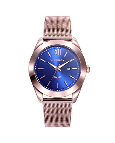 VICEROY - Reloj Acero IP Rosa Brazalete Sra Va - 401104-33