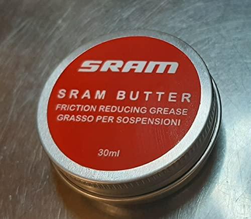 Sram Butter - Lubrificante multiuso, 30 ml, colore: Nero