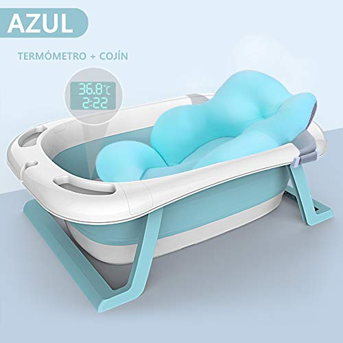 Bañera Plegable para Bebés con...