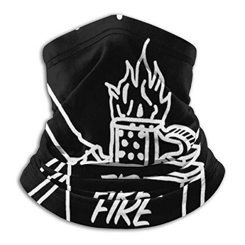 SfeatrutMAT Storm Fire Walk Life is Strange Face Ma-Sk Bandanas für Staub, Outdoor,...