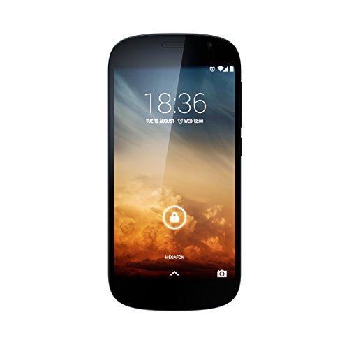 YotaPhone 2 Smartphone (5 Zoll Bildschirm, 32 GB Speicher, Android 4.4) schwarz