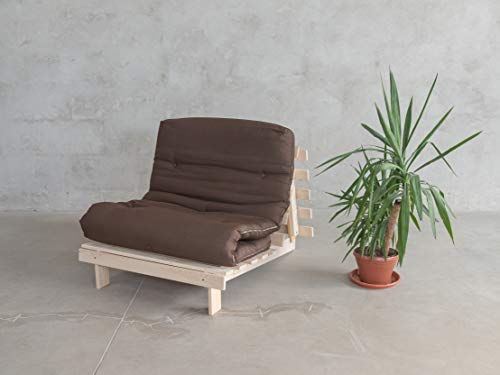 Baltic Wood Futón silla plegable