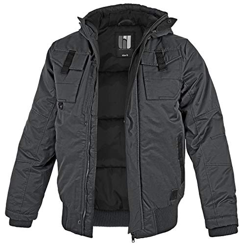 bw-online-shop Winterjacke Mountain anthrazit - 4XL