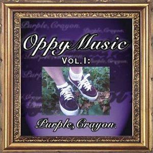 Vol. 1-Oppy Music: Purple Crayon.