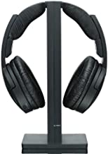 Sony MDRRF985RK Wireless RF Headphone, Black