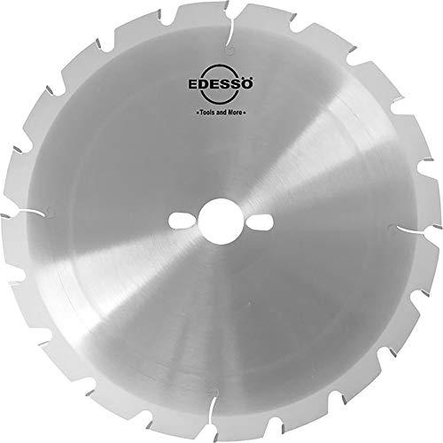 Edessö 51045030 Kreissägeblatt 450x3,8x30mm Z32 FZ aus HW, silber, 450 x 3.8 x 30 mm