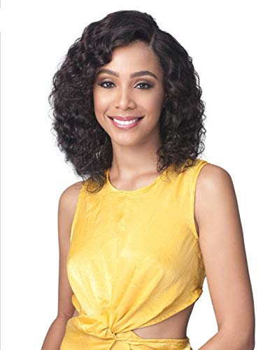 Bobbi Boss Unprocessed Virgin Remy Bundle Hair Full Lace Wig BNGLWNC16 NATURAL CURL 16