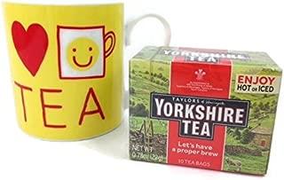 A Jolly Good British Mug of Tea Gift Set ( I Love Tea )
