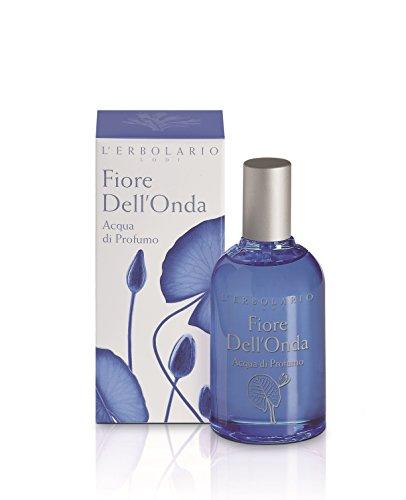 of cruelty free mens colognes L'Erbolario - Fiore Dell'onda - Perfume Spray for Men & Women - Floral, Water Scent - Dermatologically Tested - Cruelty Free, 1.6 oz