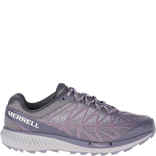 Merrell womens Agility Synthesis 2 Sneaker, Shark, 7.5 US