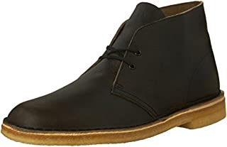 CLARKS Men's Desert Khaki Leather Boot 7.5 Men US (B01F07N1O4) | Amazon price tracker / tracking, Amazon price history charts, Amazon price watches, Amazon price drop alerts
