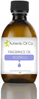 Bluebells fragrance oil concentrate 100ml for soap bath bombs and candles cosmetics.