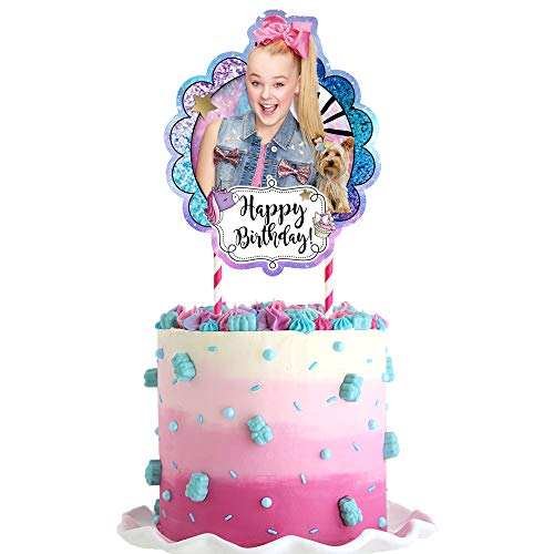 JoJo Siwa Birthday Cake Topper