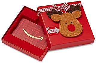 Amazon.com Gift Card in a Reindeer Ornament Box (B07FK7L976)   Amazon price tracker / tracking, Amazon price history charts, Amazon price watches, Amazon price drop alerts