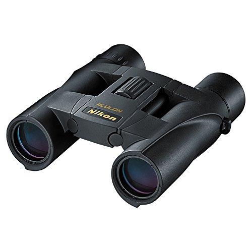 Nikon 6492 Aculon A30 10x25 Binocular Spotting Scopes, Black