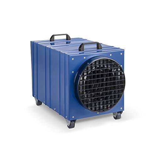 TROTEC Elektroheizer TDE 65 mit 12 kW Heizlüfter Heizgerät Bauheizer mit gehärteter Hammerschlaglackierung