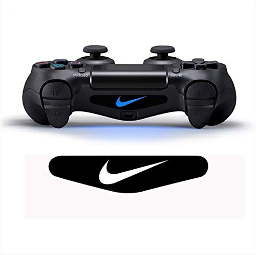 PlayStation 4 PS4 Lightbar Sticker Aufkleber - Controller Decal Logo - Nike