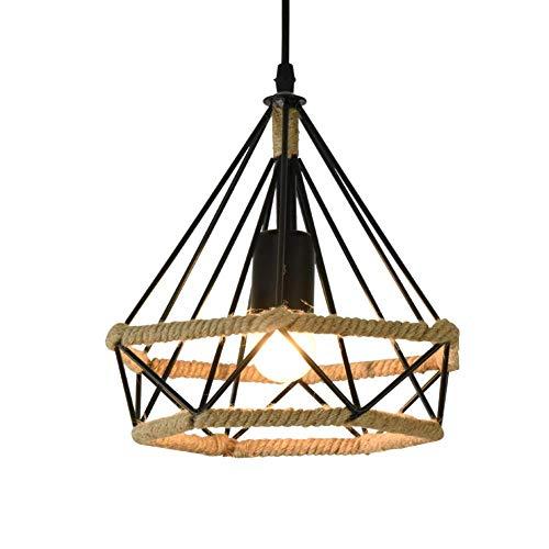 Plafondlamp Strenge kwaliteitscontrole van het systeem Loft eiland van de keuken exquise nostalgic industrieel ontwerp vintage stijl handgemaakte plafondlamp incl.