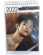 ソイングク 2022年-2023年 卓上カレンダー Desk Calendar Seo Inguk (ソ・イングク-01)