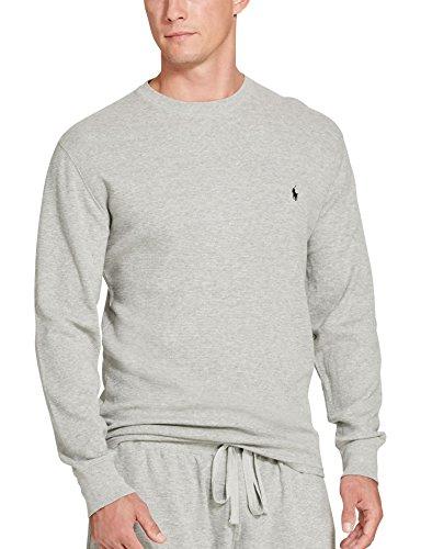 Polo Ralph Lauren–Camiseta Manga Larga Hombre/Pijamas/térmica