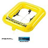 PEARL Bier Schwimmring: Getränkekasten-Schwimmring (Bierkasten Schwimmring)