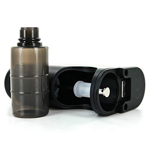 Eleaf - Boccetta Squonk Soft di ricambio per Pico Squeeze, materiali di ottima qualità, colore Nero
