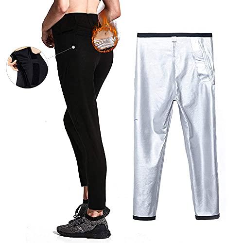 Moonssy Legging Donna Sportivi Anticellulite Pantaloni Push up Booty Pantacollant Fitness Vita Alta Elastici Collant Leggins Yoga Palestra (S)
