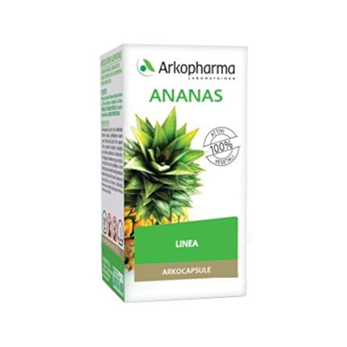 Arkopharma Integratore Alimentare Arko Capsule, Ananas, 130 Capsule