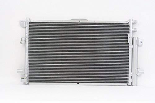 Radiator Pacific Best Inc For//Fit 2758 04-09 Toyota Prius 1.5L All Aluminum 1Row