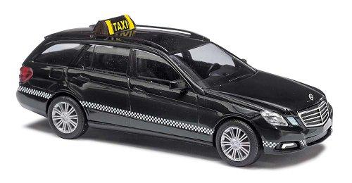 Busch Voitures - BUV44260 - Modélisme Ferroviaire - Mercedes Benz E-Klasse T-Modell - Taxi