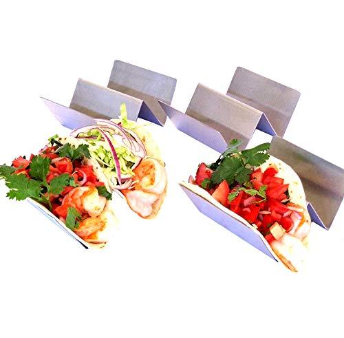 Taco Holder - Taco Holders -With a Free Recipe Ideas - Taco Stand - Taco Tray - Taco Rack -...