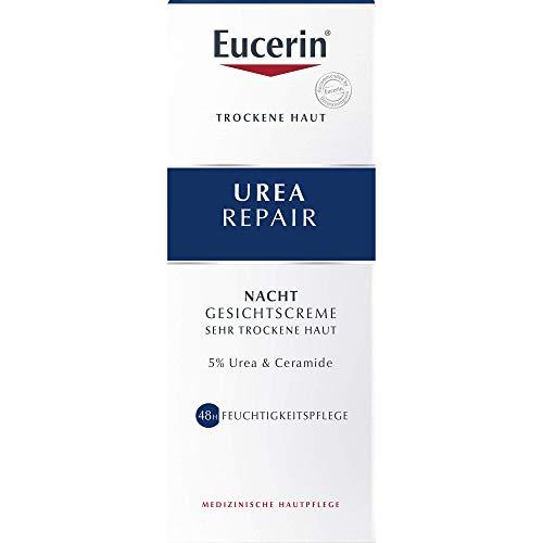Eucerin Urea Repair 5% Nacht Gesichtscreme, 50 ml Creme
