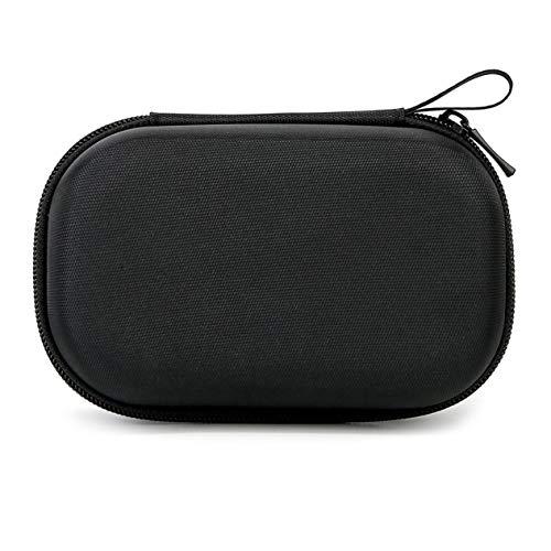 Tragbare wasserdichte Pu Nylon Aufbewahrungstasche Tragetasche Schutzbatterietasche Für Mavic Mini Drohnen Zubehör (schwarz) -BCVBFGCXVB