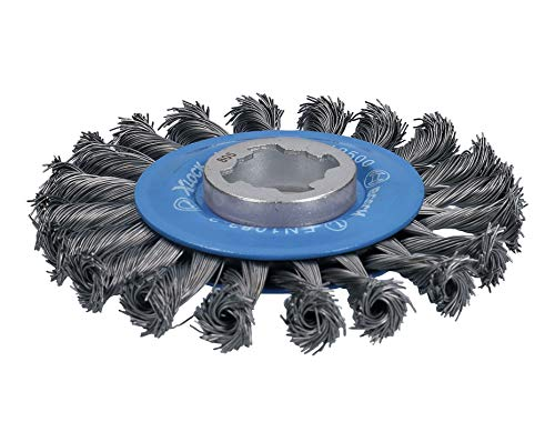 Bosch Professional Heavy - Rueda de alambre trenzado (para m