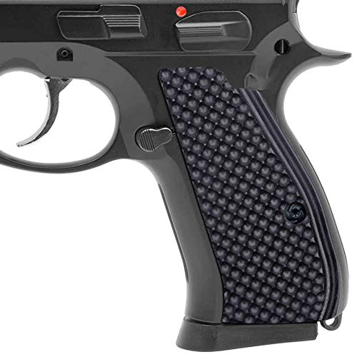 Guuun CZ 75 Compact Grips Pistolen Griff OPS Mechanical Texture CZ P-01 G10 Gun Zubehör