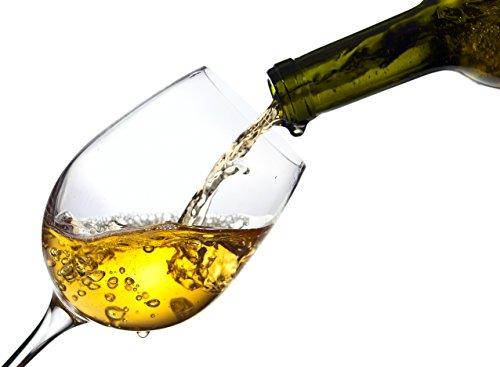 CASO WineDuett 21 | Weinkühlschrank für 21 Flaschen Rotwein | 2 Zonen für 7-18°C und 10-18°C,...