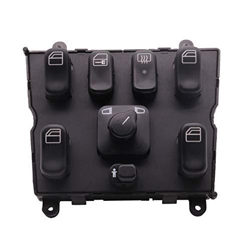 Elektrischer Fensterheber Schalter Fensterschaltelement 1638206610 M- Klasse W163 ml 35 für Mercedes ml320 ml430 ml500 ml55 amg RICH CAR