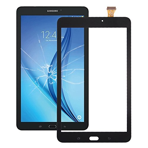 YUNSHUIVICC Touch Panel for Galaxy Tab E 8.0 LTE / T377(Black) (Color : Black)