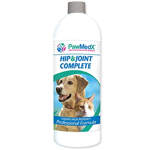 Liquid Glucosamine for Dogs   Glucosamine, Chondroitin, MSM, Collagen, L-Proline, VitC,Calcium, Boron, Grapeseed Extract. Extra Strength  Made in USA  32oz