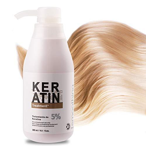 Acondicionador cabello queratina, aceite nutritivo cabello, mascarilla cuidado cabello, 300 ml, hidratante rico queratina, mascarilla cuidado instantáneo cabello, champú reparador cabello muy rizado