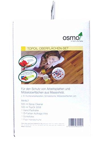 Osmo TopOil Oberflächen-Set - 12900054