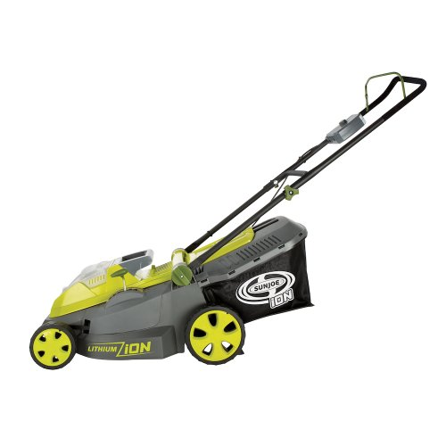 Sun Joe iON16LM Cordless Lawn Mower