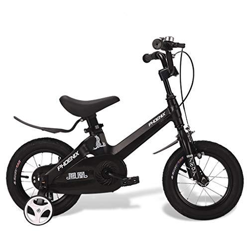 ZSH 12/14/16/18 Pulgadas Bicicleta De Los Niños, Niños Y Niñas Bicicletas For...