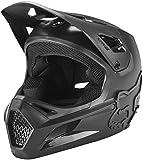 Fox Yth Rampage Helmet, Ce Black/Black Ys, jovenetud small (26807)