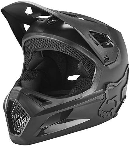 Fox Yth Rampage Helmet, Ce Black/Black Y, s | 49-50cm