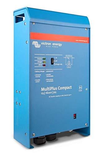 Convertisseur/chargeur 1300W 12V 1600VA xMultiplus Compact victron Energy C12/1600/70-16