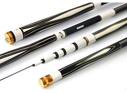 William 337 Fishing Rod Imported Carbon Portable Telescopic Super Hard, Ultra Light, 7.2meters Attrezzatura da Pesca (Color : 6.3m 7Festival)