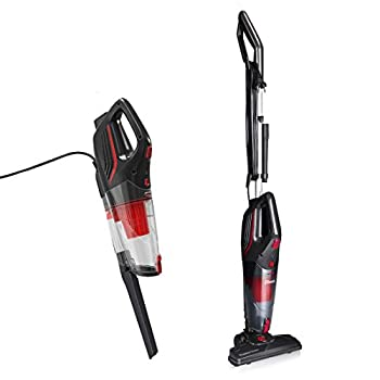 Dibea 18Kpa Corded Stick Vacuum Cleaner Review