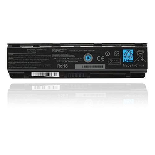 Hubei 10.8V 48WH PA5025U-1BRS Batería de reemplazo para Laptop Toshiba Satellite C55-A C55T C55DT C855 C855D L855 L875 S855 Series C55-A5300 C55-A5310 PA5109U-1BRS Laptop
