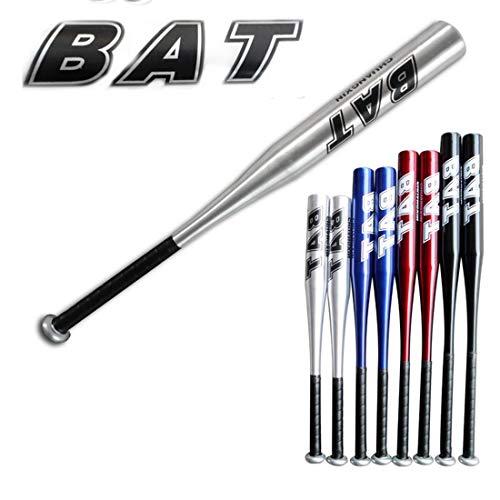Latinaric Mazza da baseball in legno di rovere per baseball o per autodifesa 60 cm//74 cm//80 cm